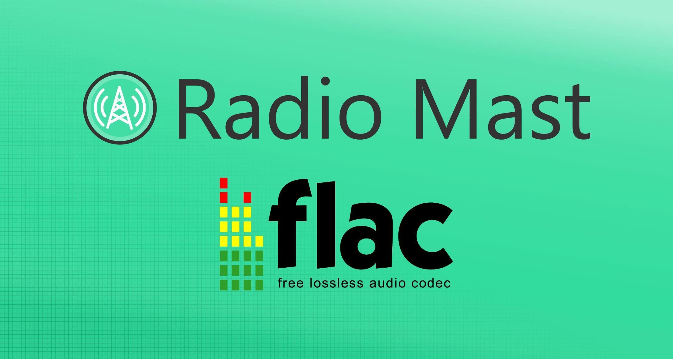 Introducing FLAC Stream Hosting